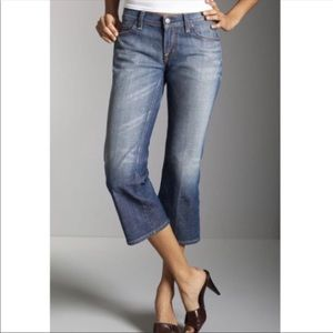 Citizens of Humanity Kelly Cropped Jeans #063, 28